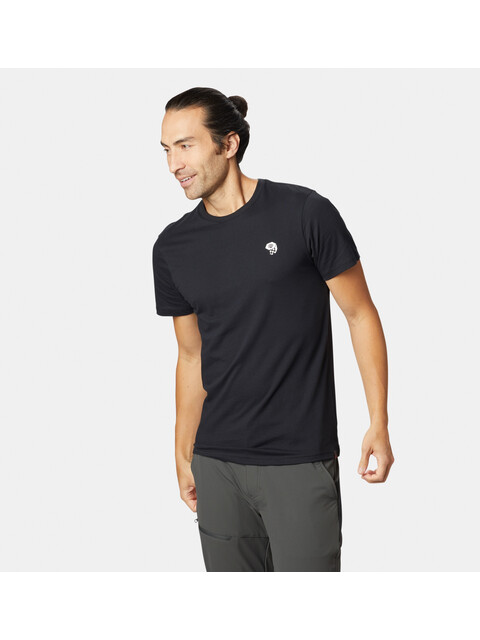 Mountain Hardwear M's Hardwear SS T-Shirt Black